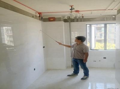 监理验收墙面瓷砖是否有空鼓