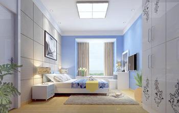 老房改造之不一样的卧室
