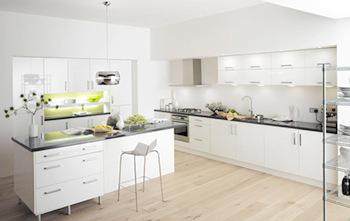 旧房翻新装修时如何选择厨房装修材料