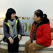 青湖丽苑杨阿姨评价志高装潢:找志高装修特别开心家人也都满意