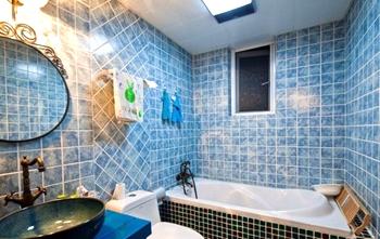 房屋改造卫生间用什么颜色的瓷砖好