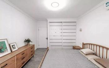 卧室床尾的那面墙,怎么装才能不浪费?