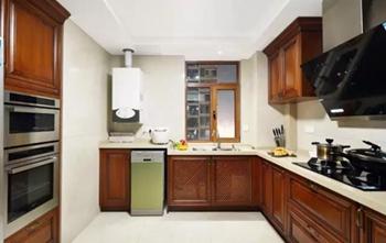 厨房使用频率高,装修中每一个细节都需要注意