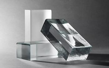 浅析玻璃砖的优点以及在家装中的运用