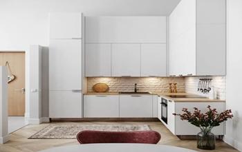 8个超级贴心的厨房细节设计,让你爱上做饭