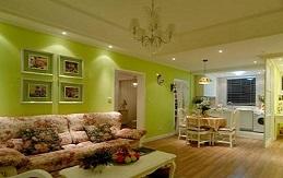 二手房装修时挑选一款内墙漆也是至关重要