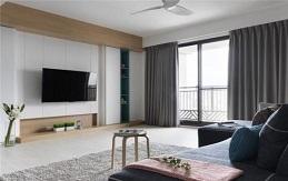 二手房装修客厅还采用传统?建议采用流行新式