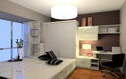 小型二手房装修采用榻榻米既经济又实用