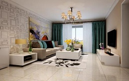 老房装修改造中可以不拆地板直接上新材料省钱耐用