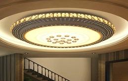 旧房装修翻新时应该如何安装吸顶灯更加安全?