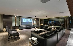 旧房装修翻新如何打造出多功能的客厅