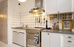 旧房装修翻新如何合理的规划厨房