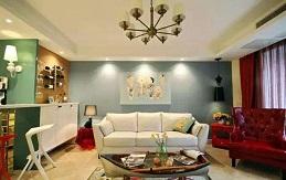 旧房改造中颜色搭配是一个非常重要的环节