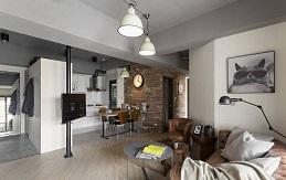 旧房装修如何使用轻质隔墙材料施工?打造轻巧居室