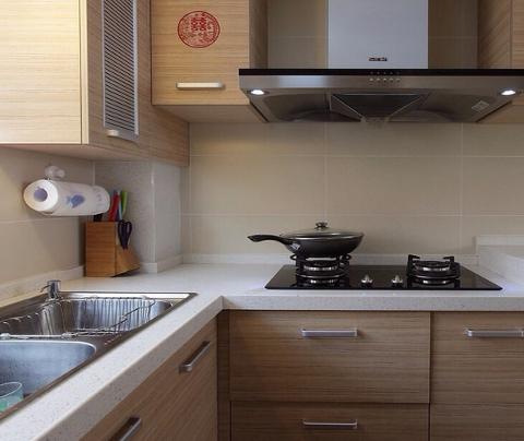 地中海风格:西塘小筑(厨房)
