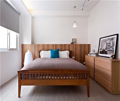 现代简约:澄和家园(卧室)