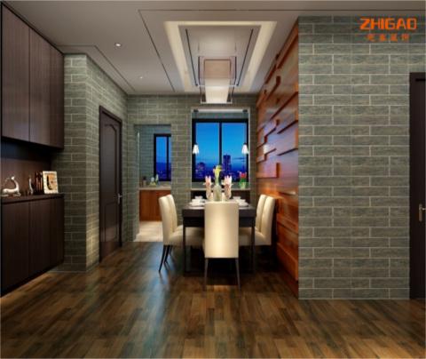 中式风格:荷澜庭(餐厅)