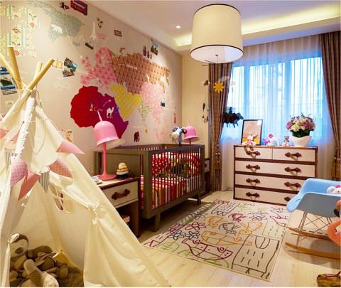 现代简约风格:阳澄人家(儿童房)
