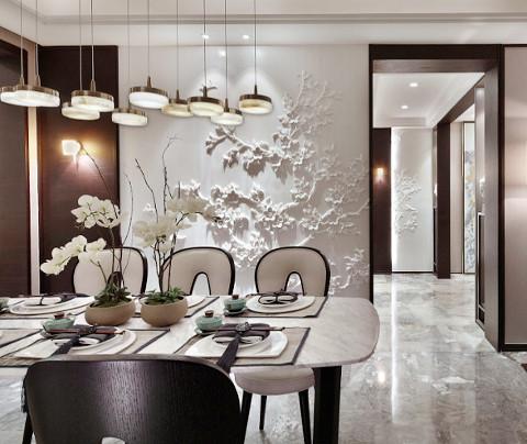 新中式风格:新升新苑(餐厅)