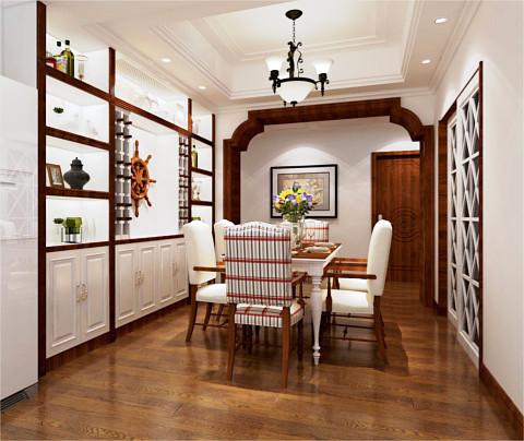 美式风格:瑞景国际(餐厅)