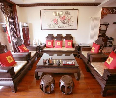 中式风格:月浜一村