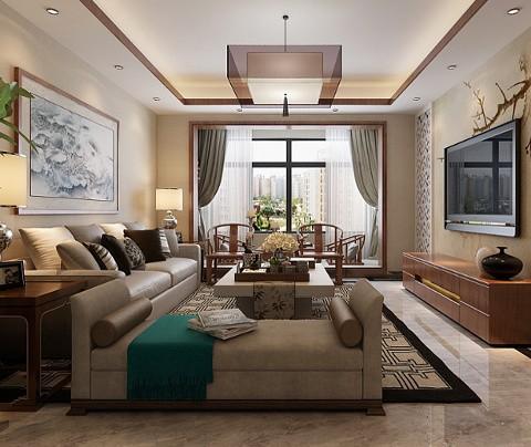 新中式风格:西塘小筑