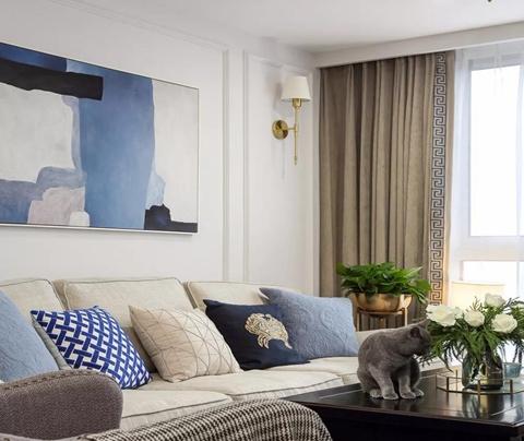 现代简约:香樟公寓
