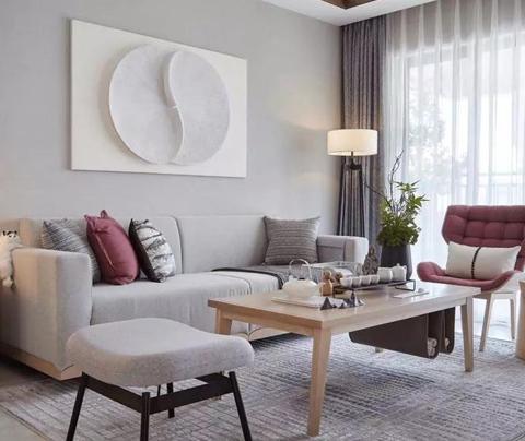 清雅宜人、简洁舒适的中式空间